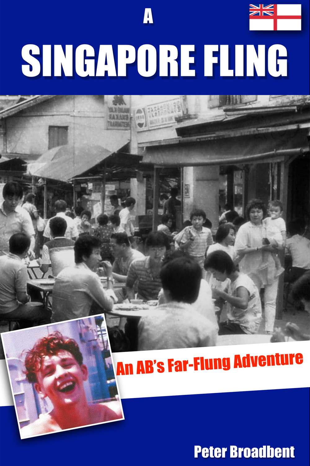 Broadbent, Peter - A Singapore Fling, ebook