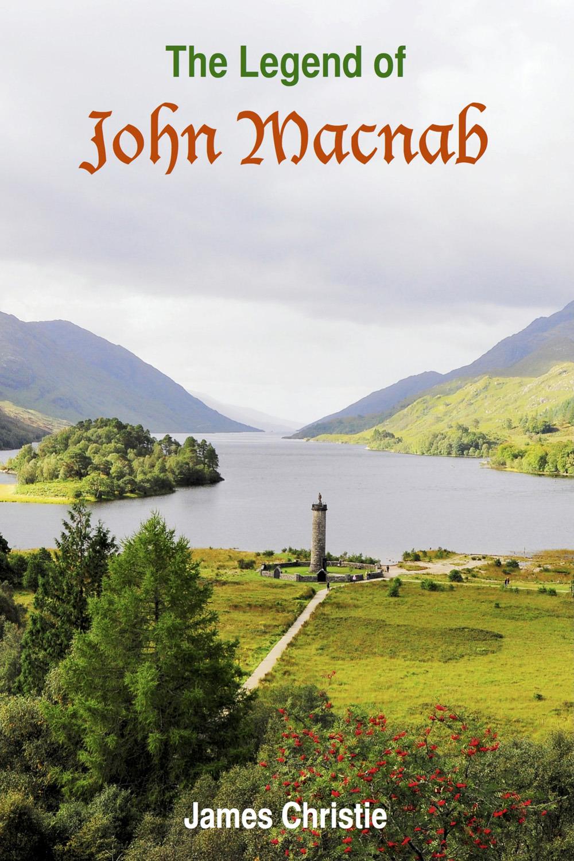 Christie, James - The Legend of John Macnab, ebook
