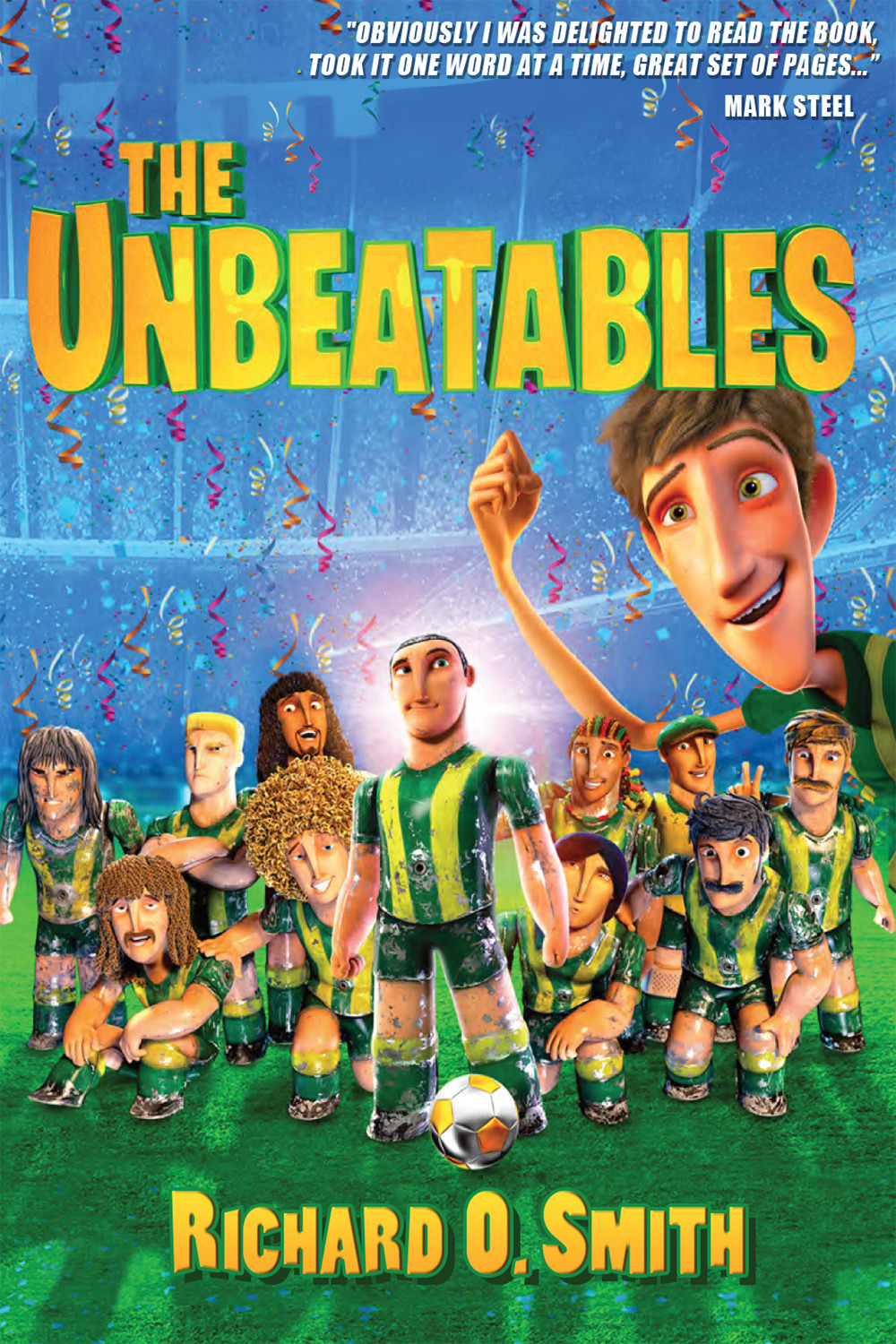Smith, Richard O. - The Unbeatables, ebook