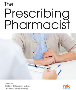 Strickland-Hodge, Dr Barry - The Prescribing Pharmacist, e-bok