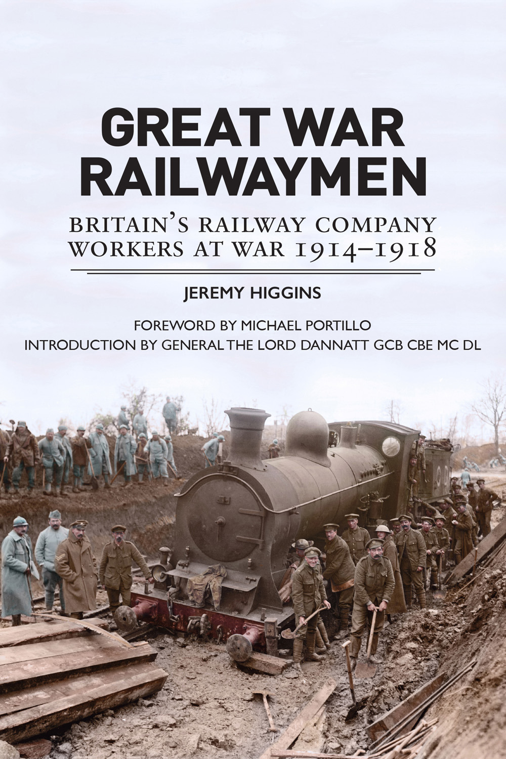 Higgins, Jeremy - Great War Railwaymen, ebook