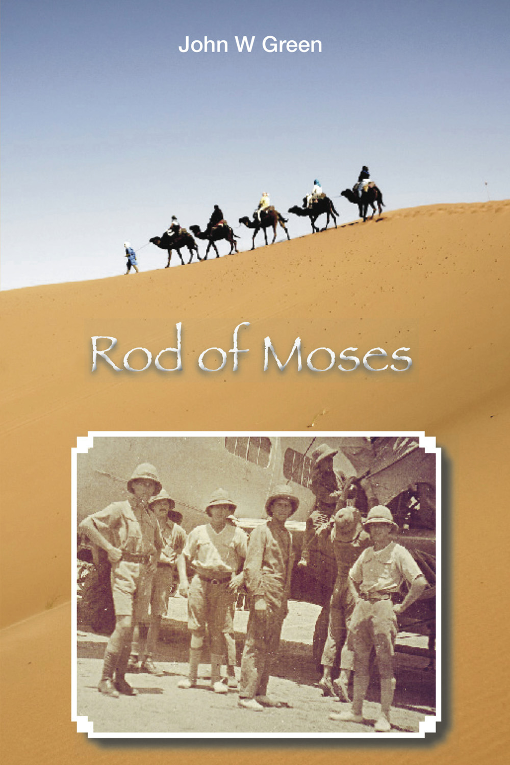 Green, John W - Rod of Moses, ebook
