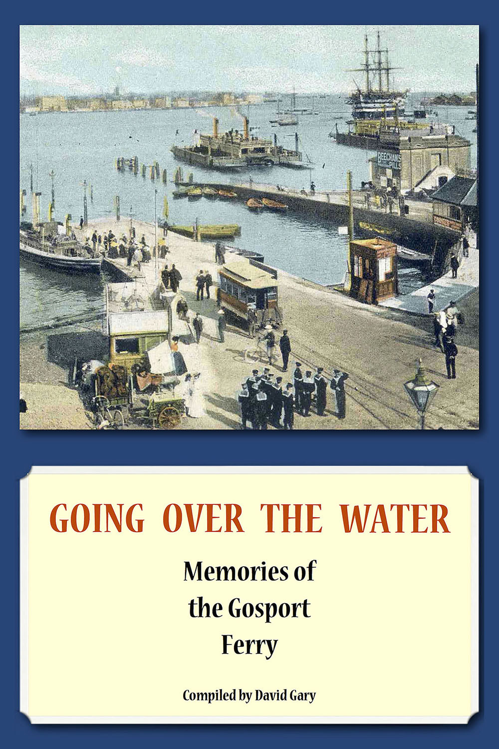 Gary, David - Going Over the Water, ebook
