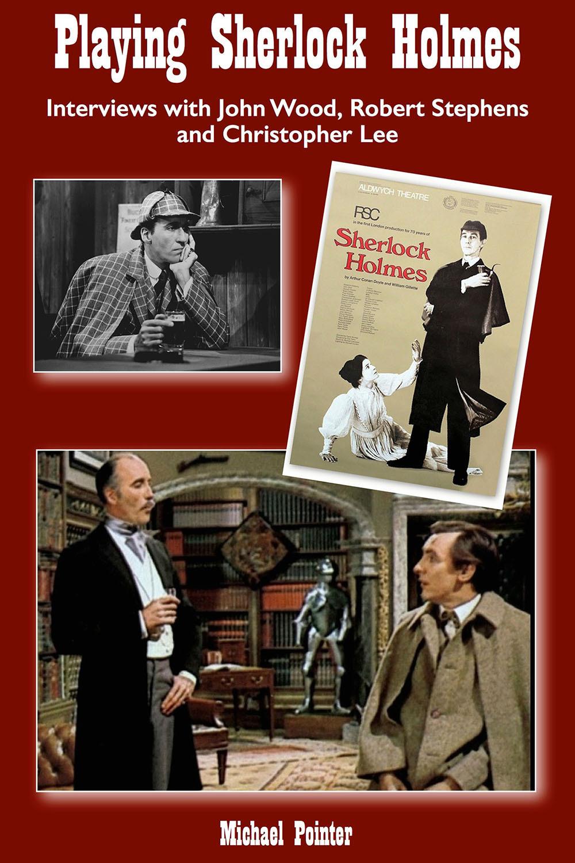 Pointer, Michael - Playing Sherlock Holmes, ebook