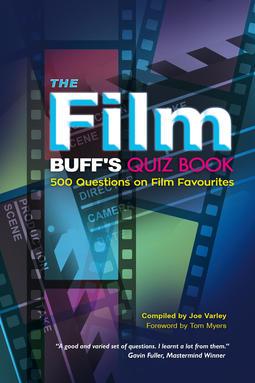 Varley, Joe - The Film Buff's Quiz Book, ebook