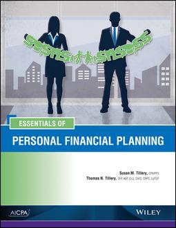 Tillery, Susan M. - Essentials of Personal Financial Planning, ebook