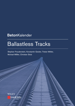Freudenstein, Stephan - Ballastless Tracks, ebook