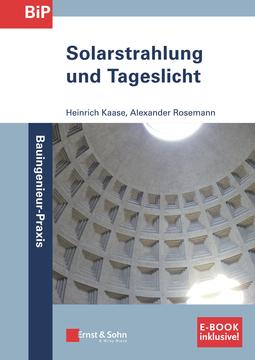 Kaase, Heinrich - Solarstrahlung und Tageslicht, ebook