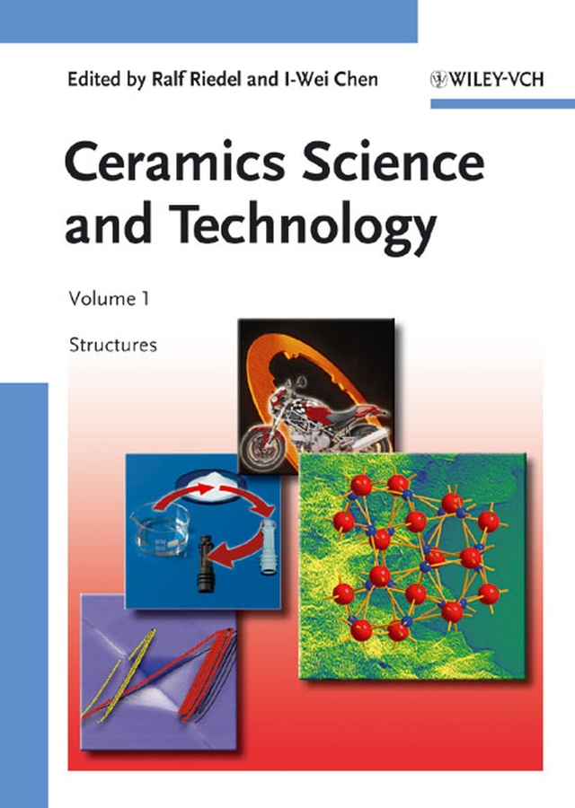 Chen, I-Wei - Ceramics Science and Technology, Structures, ebook