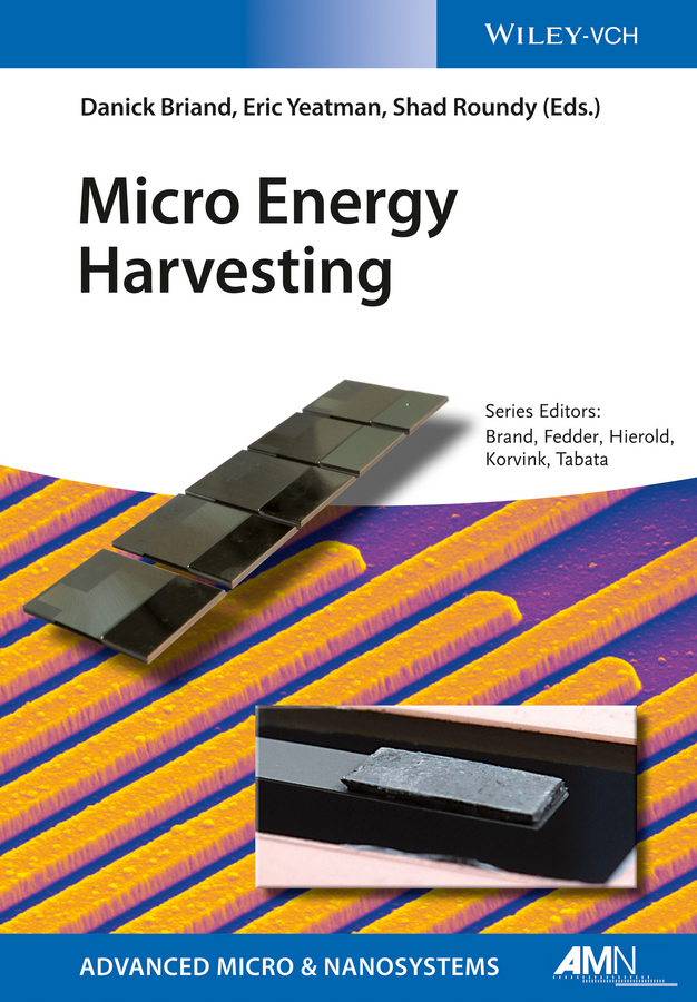 Brand, Oliver - Micro Energy Harvesting, ebook