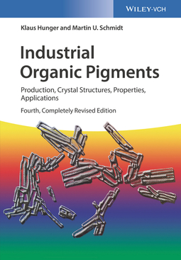 Heber, Thomas - Industrial Organic Pigments: Production, Crystal Structures, Properties, Applications, e-bok