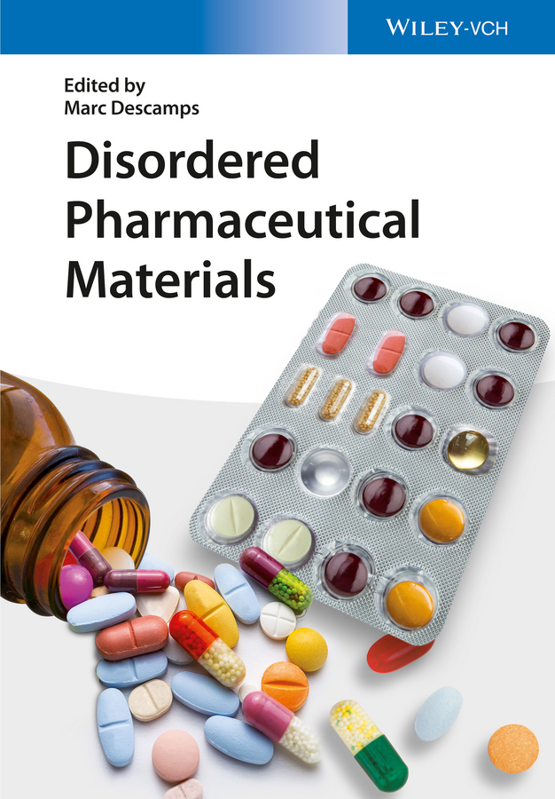 Descamps, Marc - Disordered Pharmaceutical Materials, e-kirja