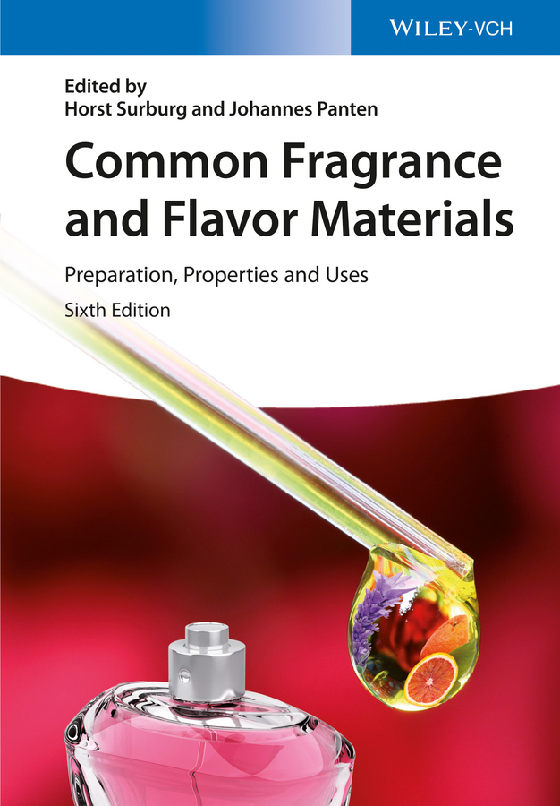 Panten, Johannes - Common Fragrance and Flavor Materials: Preparation, Properties and Uses, ebook