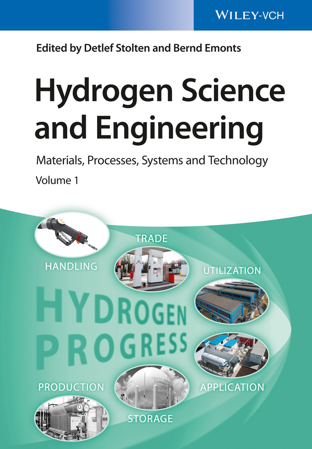 Emonts, Bernd - Hydrogen Science and Engineering: Materials, Processes, Systems and Technology, 2 Volume Set, ebook