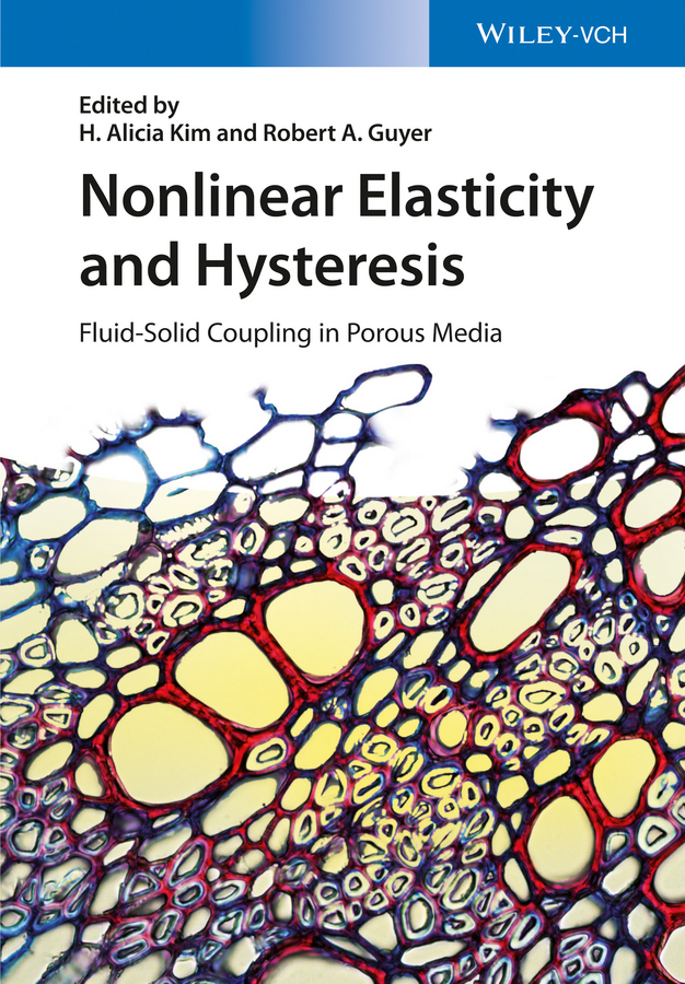 Guyer, Robert A. - Nonlinear Elasticity and Hysteresis: Fluid-Solid Coupling in Porous Media, ebook