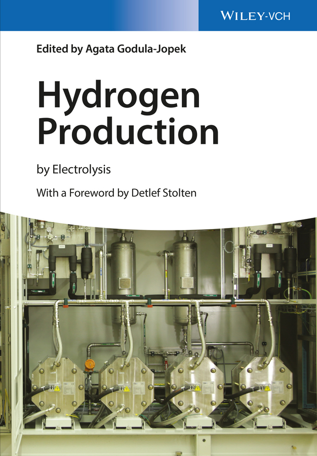 Godula-Jopek, Agata - Hydrogen Production: by Electrolysis, ebook