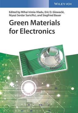 Bauer, Siegfried - Green Materials for Electronics, ebook