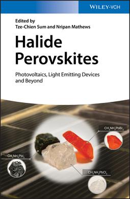 Mathews, Nripan - Halide Perovskites: Photovoltaics, Light Emitting Devices, and Beyond, ebook