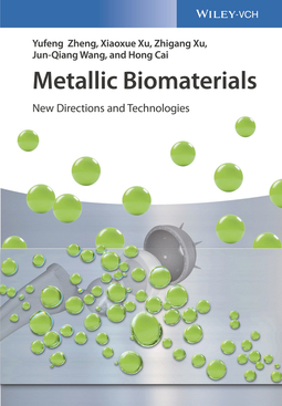Cai, Hong - Metallic Biomaterials: New Directions and Technologies, e-bok