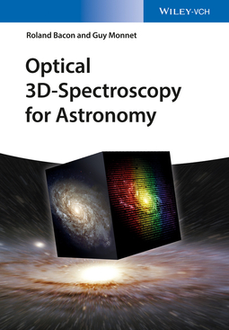 Bacon, Roland - Optical 3D-Spectroscopy for Astronomy, ebook