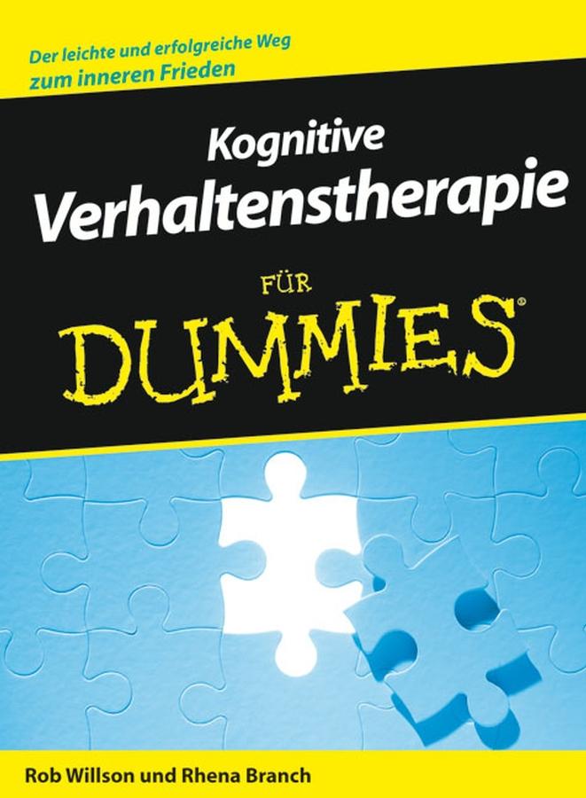 Branch, Rhena - Kognitive Verhaltenstherapie fr Dummies, ebook