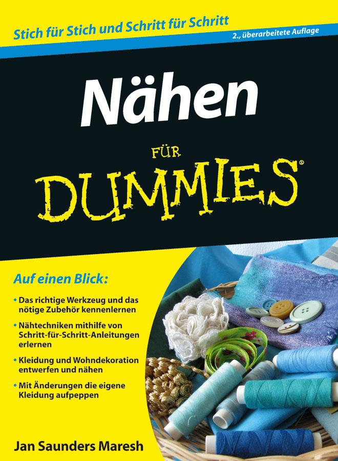 Maresh, Jan Saunders - Nähen für Dummies, ebook