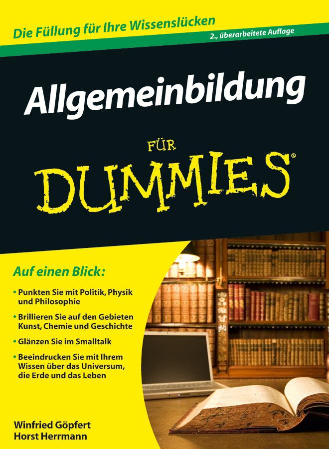 Göpfert, Winfried - Allgemeinbildung fr Dummies, ebook