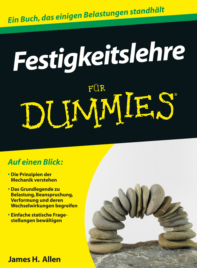 Allen, James H. - Festigkeitslehre fr Dummies, ebook
