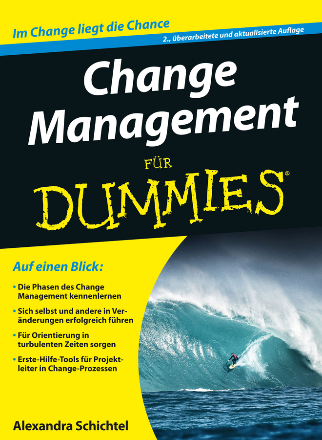 Schichtel, Alexandra - Change Management für Dummies, ebook