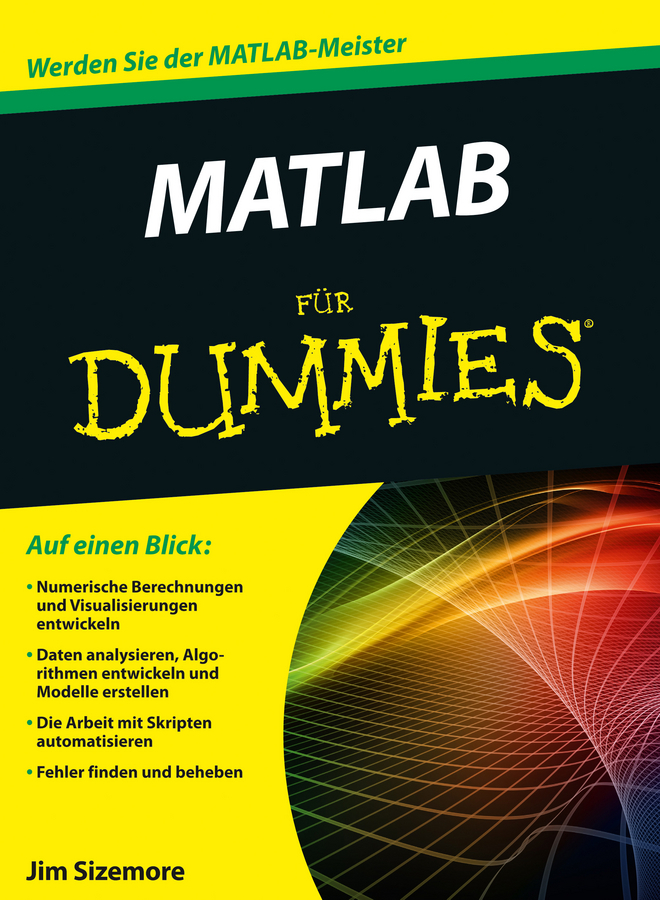 Sizemore, Jim - Matlab für Dummies, ebook