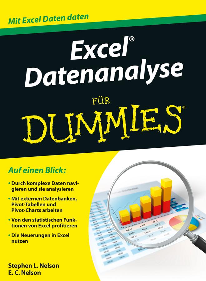 Nelson, E. C. - Excel Datenanalyse für Dummies, ebook