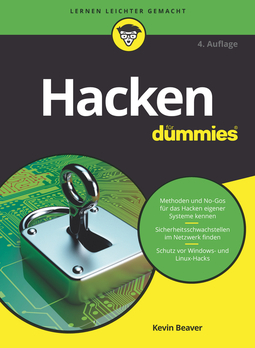 Beaver, Kevin - Hacken für Dummies, ebook