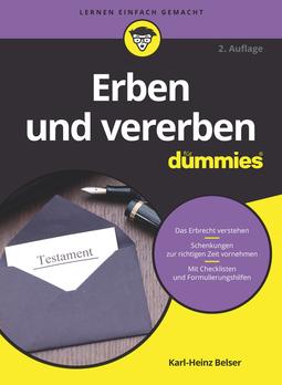 Belser, Karl-Heinz - Erben und vererben für Dummies, ebook