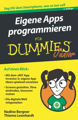 Bergner, Nadine - Eigene Apps programmieren für Dummies Junior, ebook