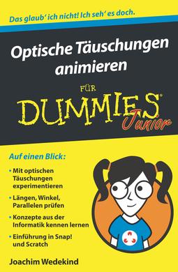 Wedekind, Joachim - Optische Täuschungen animieren für Dummies Junior, ebook