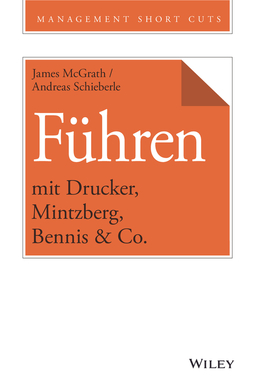 McGrath, James - Führen mit Drucker, Mintzberg, Bennis & Co., e-bok