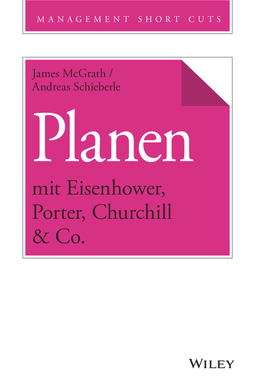 McGrath, James - Planen mit Eisenhower, Porter, Churchill & Co., e-bok