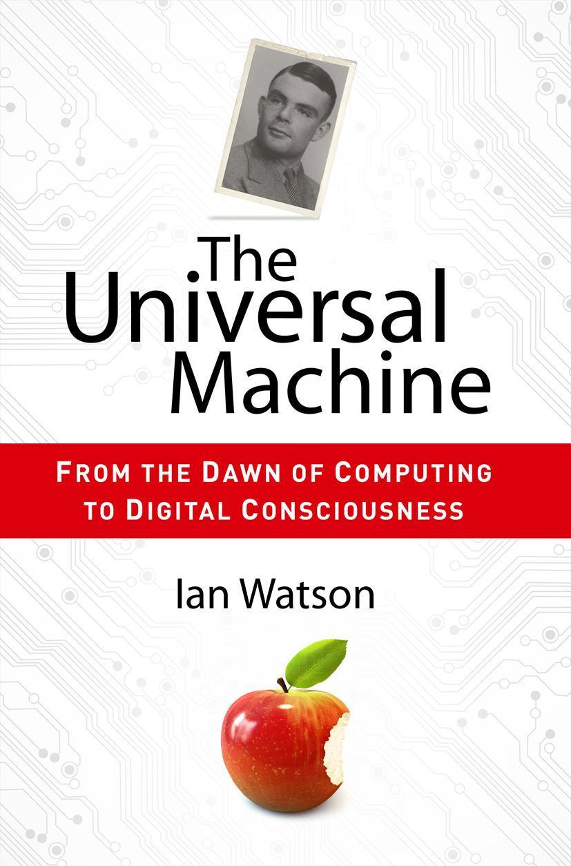 Watson, Ian - The Universal Machine, ebook