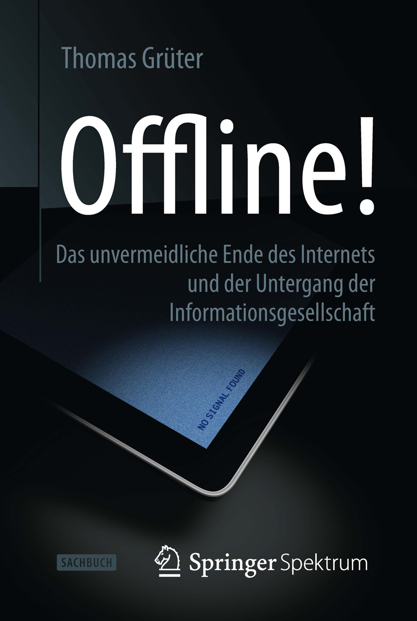 Grüter, Thomas - Offline!, ebook