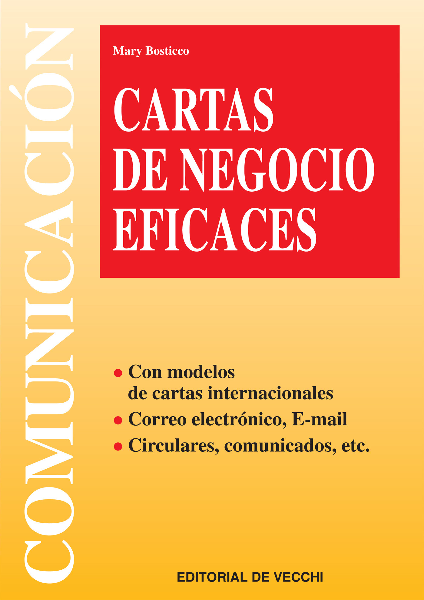 Bosticco, Mary - Cartas de negocio eficaces, ebook