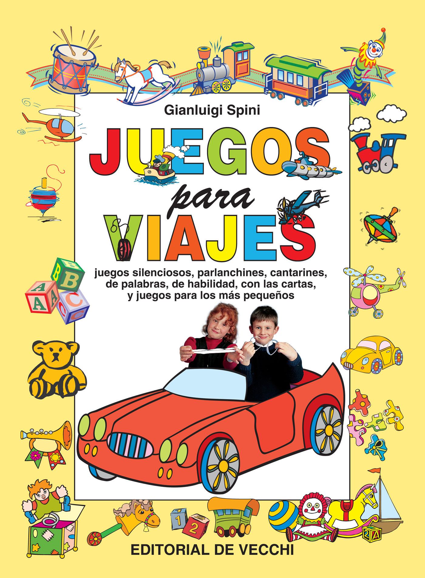 Spini, Gianluigi - Juegos para viajes, ebook