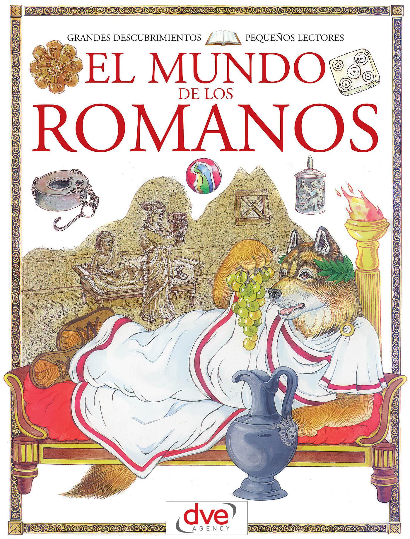 Barsotti, Renzo - El mundo de los romanos, ebook