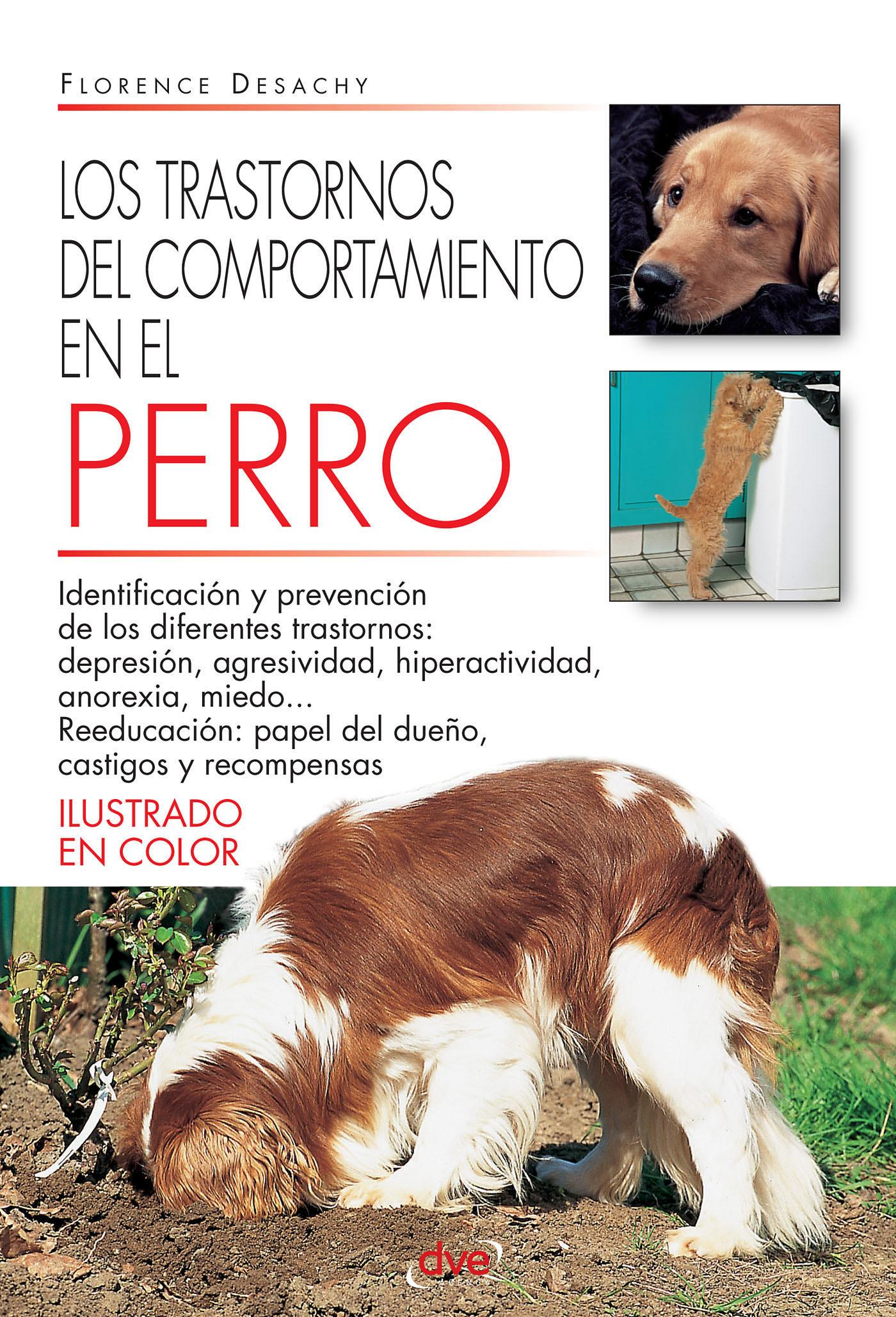 Desachy, Florence - Los trastornos del comportamiento en el perro, ebook