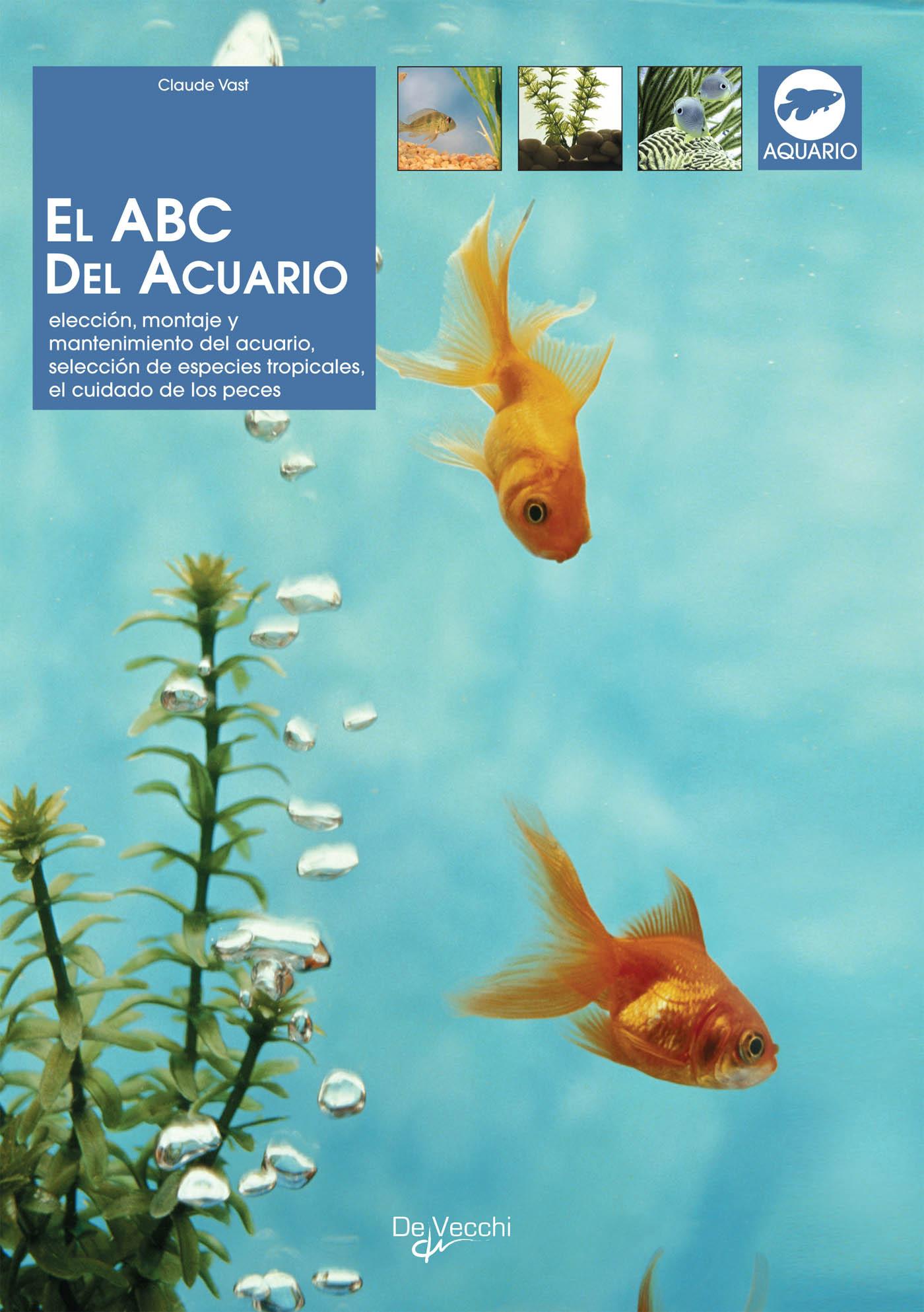 Vast, Claude - El ABC del acuario, ebook