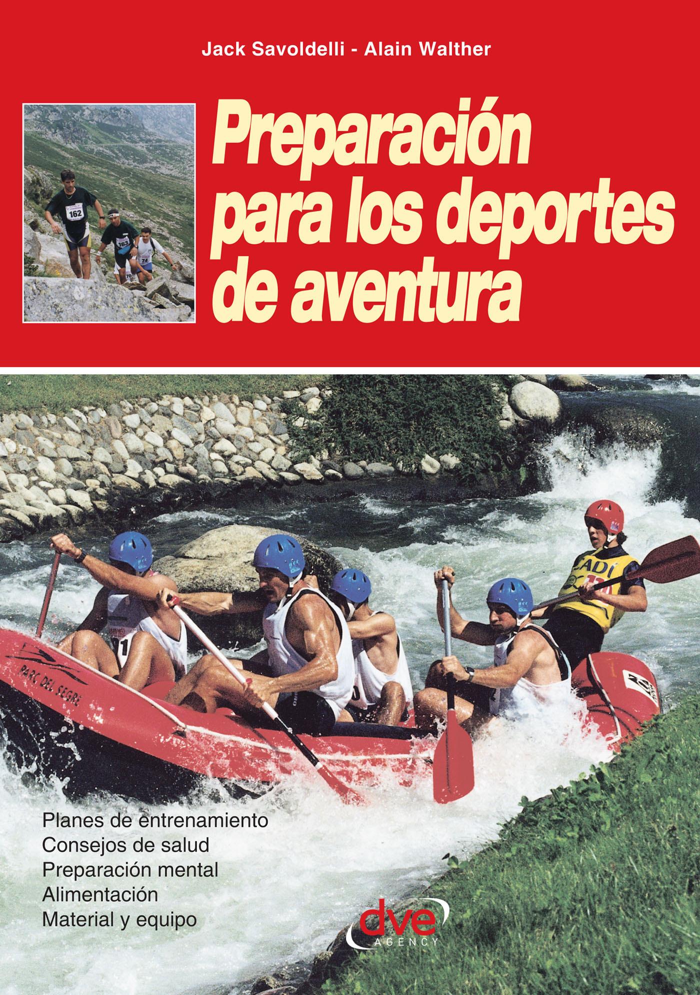 Savoldelli, Jack - Preparación para los deportes de aventura, ebook
