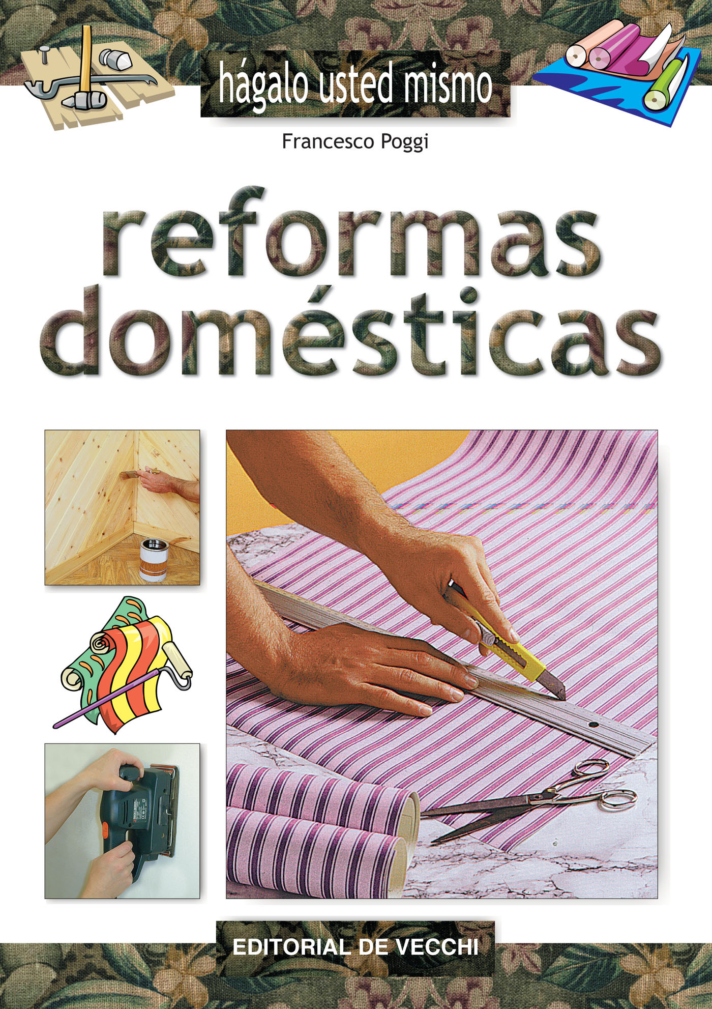 Poggi, Francesco - Reformas domésticas, ebook
