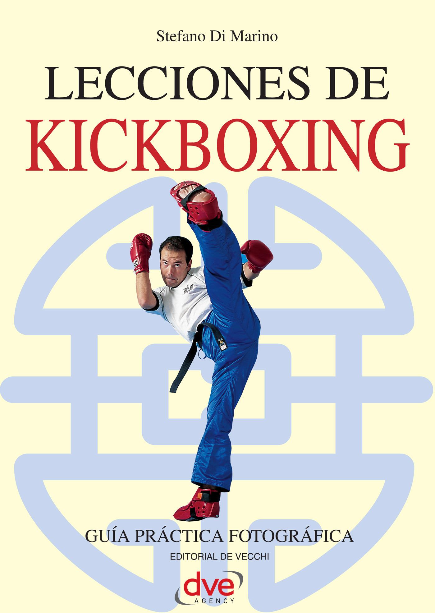 Marino, Stefano Di - Lecciones de kickboxing, ebook
