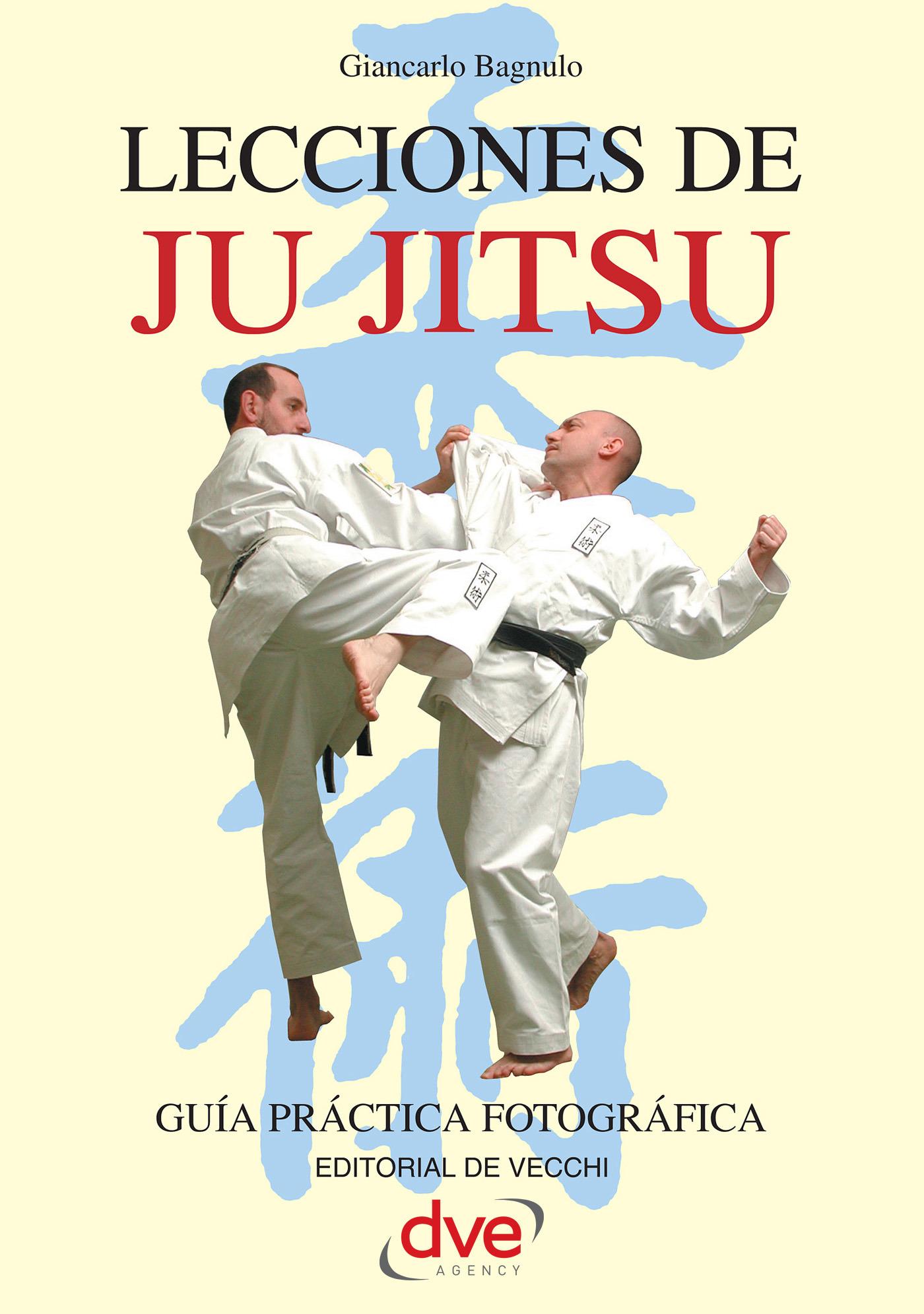 Bagnulo, Giancarlo - Lecciones de Ju Jitsu, ebook