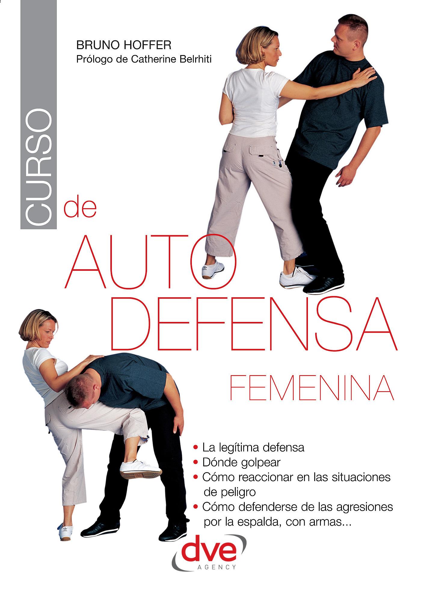 Hoffer, Bruno - Curso de autodefensa femenina, ebook