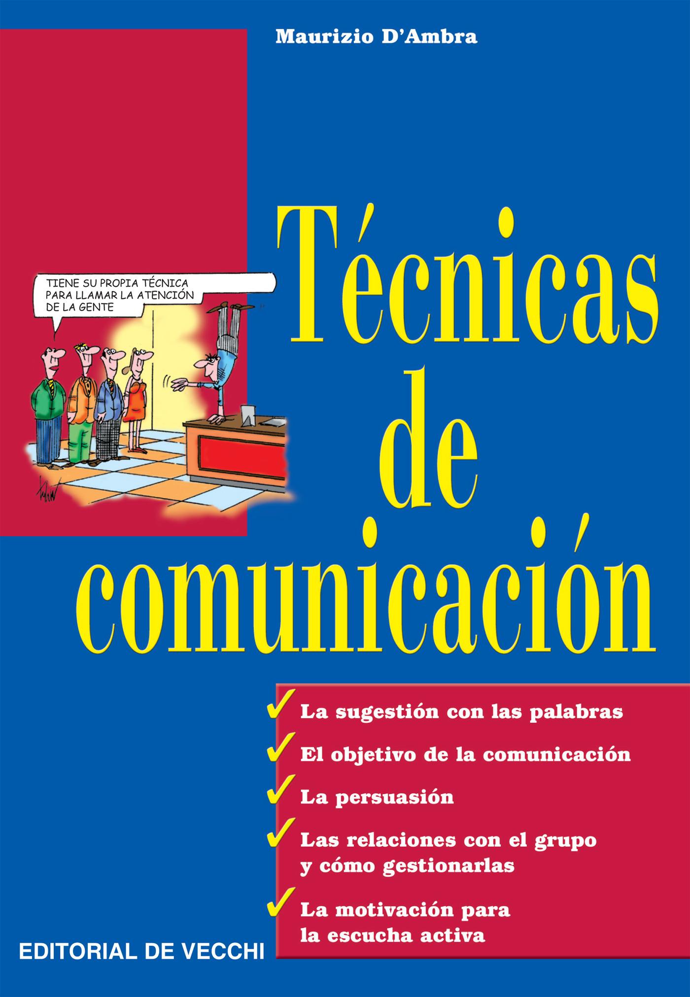 D'Ambra, Mauricio - Técnicas de comunicación, ebook